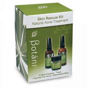 Botani Skin Rescue Kit - Oily & Acne Prone Skin