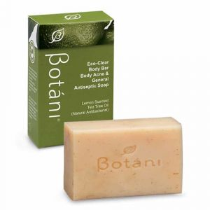 Botany ECO Clear Body Bar (125gm)
