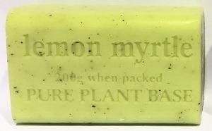 Lemon Myrtle 200g Soap B